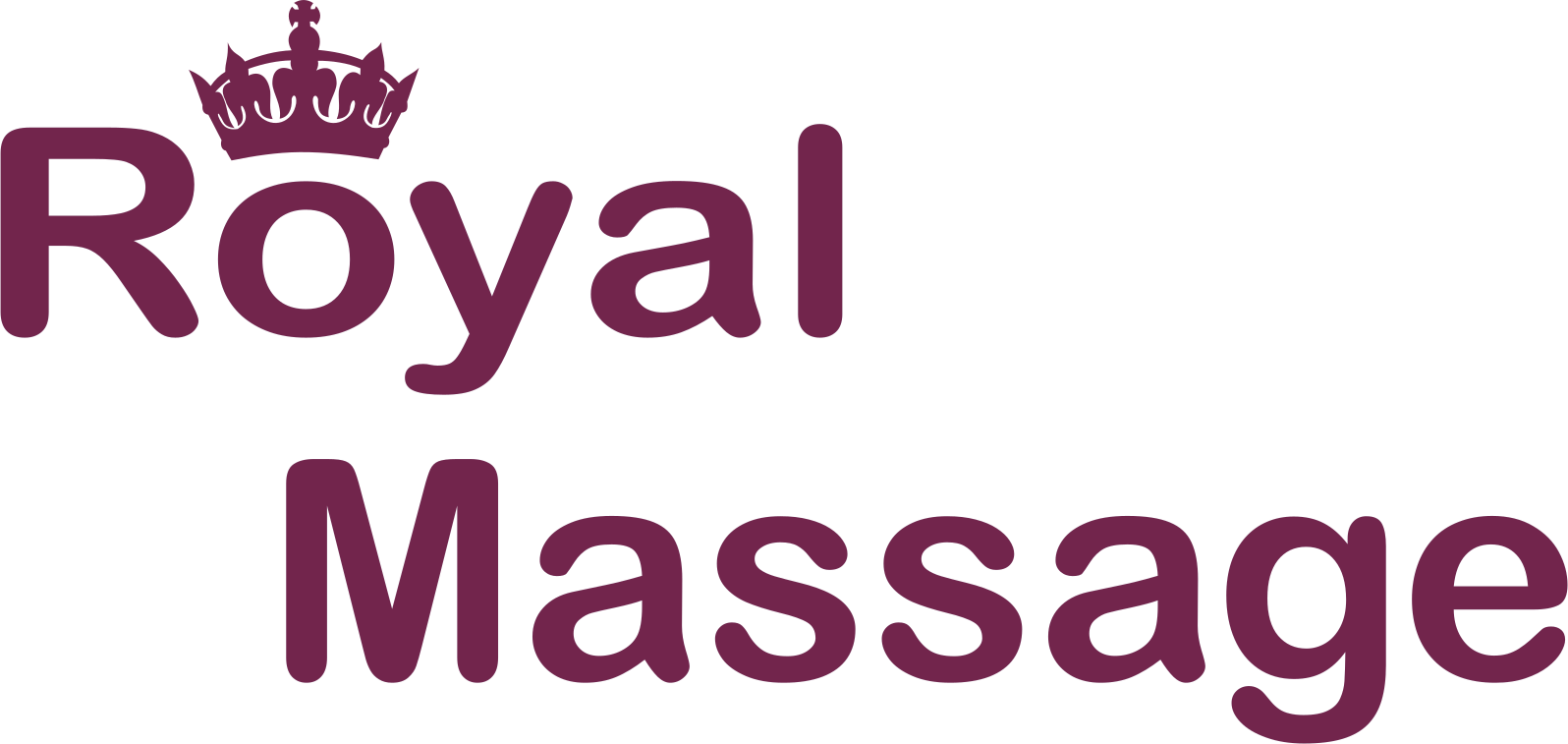 Royal Massage WebShop
